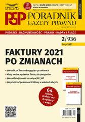 Faktury 2021 po zmianach