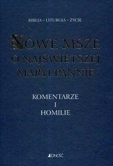 Nowe Msze o Najświętszej Maryi Pannie Komentarze i homilie