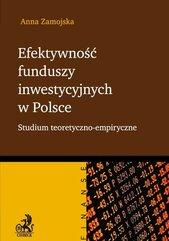 Efektywność funduszy inwestycyjnych w Polsce