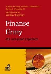Finanse firmy Jak zarządzać kapitałem
