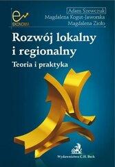 Rozwój lokalny i regionalny. Teoria i praktyka