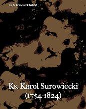 Ks. Karol Surowiecki (1754-1824)