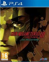 Shin Megami Tensei III Nocturne HD Remaster (PS4) - darmowa wysyłka!