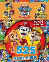Psi Patrol 525 Naklejek