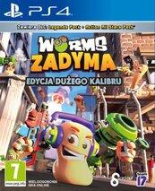 Worms Zadyma Edycja Dużego Kalibru (PS4)