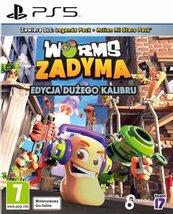 Worms Zadyma Edycja Dużego Kalibru (PS5)