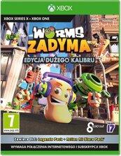 Worms Zadyma Edycja Dużego Kalibru (XOne / Xbox Series X)