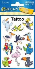 Tatuaże - Ptaki