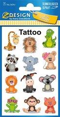 Tatuaże - Zwierzęta