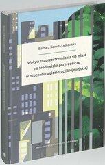 Wpływ rozprzestrzeniania się miast na środowisko..