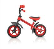 Rowerek biegowy Dragon czerwony. MILLY MALLY