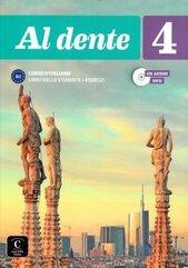 Al dente 4 B2 podręcznik + ćw. + CD + DVD