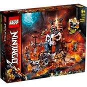 Lego NINJAGO 71722 Lochy Szkieletowego Czarownika