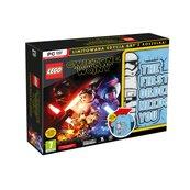 LEGO Gwiezdne wojny: Przebudzenie Mocy + koszulka Jasnoniebieska (PC) PL