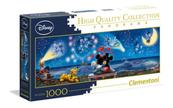 Clementoni Puzzle 1000el Panorama - Mickey & Minnie 39449 p6, cena za 1szt.