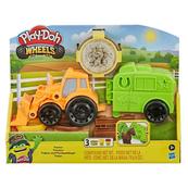 Play-Doh WHEELS Traktor F1012 HASBRO