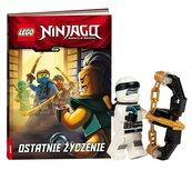 LEGO (R) Ninjago. Ostatnie życzenie + minifigurka