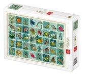 Puzzle 1000 Kolekcja - Podwodny świat