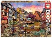 Puzzle 3000 Colmar Francja G3