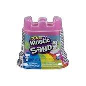 Kinetic Sand Tęczowy zamek mix 141g