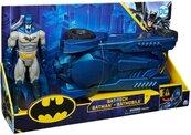 Batmobile + figurka Batmana 30cm