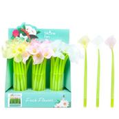 Długopis żelowy Flowers p.54 453665 STARPAK cena za 1 sztukę