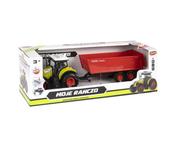 Traktor Moje Ranczo na baterie + akcesoria 39x12x13cm MC