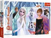 Puzzle 100el Zaczarowana Kraina Frozen II 16418 TREFL