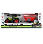 Traktor Moje Ranczo z akcesoriami MC
