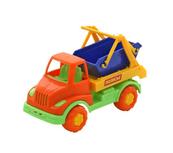 """Polesie 52025 """"Knopik"""" samochód komunalny w siatce"""