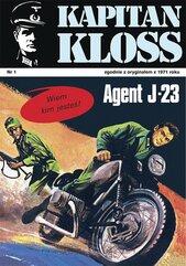 Kapitan Kloss. Agent J-23. Tom 1