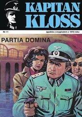 Kapitan Kloss. Partia Domina. Tom 11