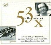53 X Jan Kaczmarek, CD