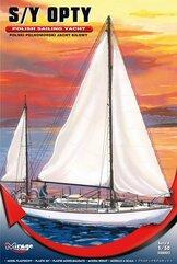 Jacht kilowy S/Y OPTY ser.8