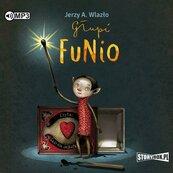 Głupi Funio audiobook