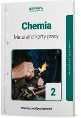 Chemia LO 2 Maturalne karty pracy ZR