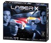 Laser X - mikroblaster zestaw podwójny