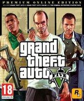 Grand Theft Auto V GTA 5 - Premium Online Edition Rockstar key