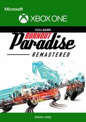 Burnout Paradise Remastered (Xbox One) DIGITAL