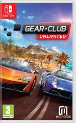 Gear.Club: Unlimited (Switch) (EU) DIGITAL