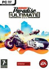 Burnout Paradise: The Ultimate Box (PC) klucz Steam
