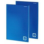 Blok notatnikowy A5/50K kratka Color 2.0 (10szt)