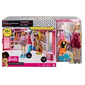 Barbie Wymarzona szafa GBK10
