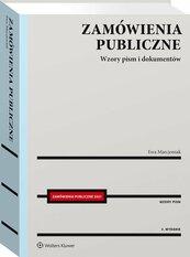 Zamówienia publiczne Wzory pism i dokumentów