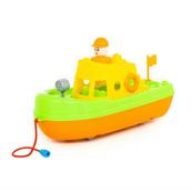 Wader-Polesie 47229 Łódka Ratownicza w siatce