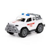 Polesie 84705 Samochód Legionista-mini karetka pogotowia w siatce