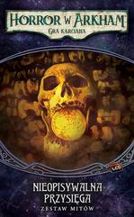 Horror w Arkham LCG: Nieopisywalna przysięga (gra karciana)