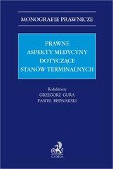 Prawne aspekty medycyny dotyczące stanów terminalnych