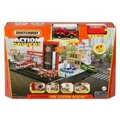 Matchbox Action Drivers Straż pożarna