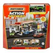 Matchbox Action Drivers Stacja benzynowa